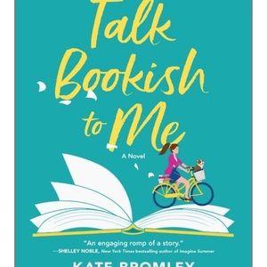 Talk Bookish To Me book!